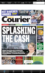 The Halifax Courier Newspaper- screenshot thumbnail