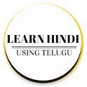 Learn Hindi through Telugu icon