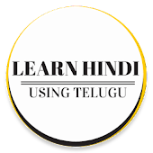 Learn Hindi through Telugu