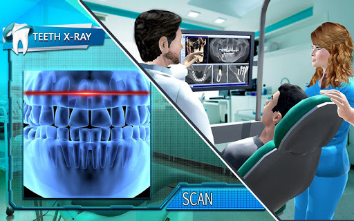 Dentist Surgery ER Emergency Doctor Hospital Games 30 screenshots 10