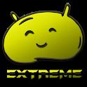 JB Extreme Launch Theme Yellow icon