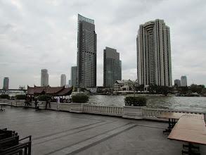 Photo: The Chao Phraya river