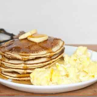 Chickpea Flour Pancakes.