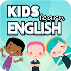 Kids learn English - Listen, Read and Speak icon