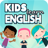 Kids learn English - Listen, Read and Speak