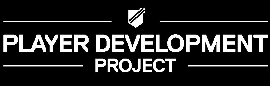 pdp logo white