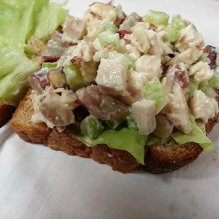 Chicken Salad for Sandwiches.