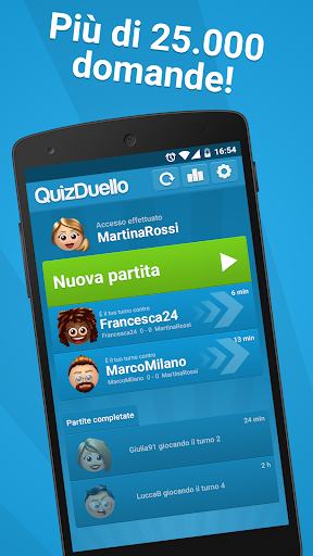 QuizDuello 4.5.8 screenshots 2