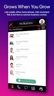 Linked Phone - Second Number Ekran Görüntüsü