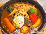 銀兔-スープカレー
