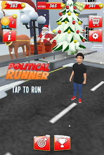 Political Runner- screenshot thumbnail