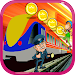 Subway Rail Rush Game FREE! icon