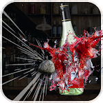 Expert Bottle Shooting Game Icon