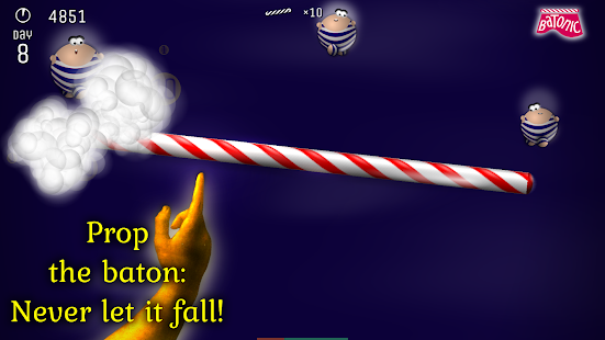 Batonic: A Game of Balance- screenshot thumbnail