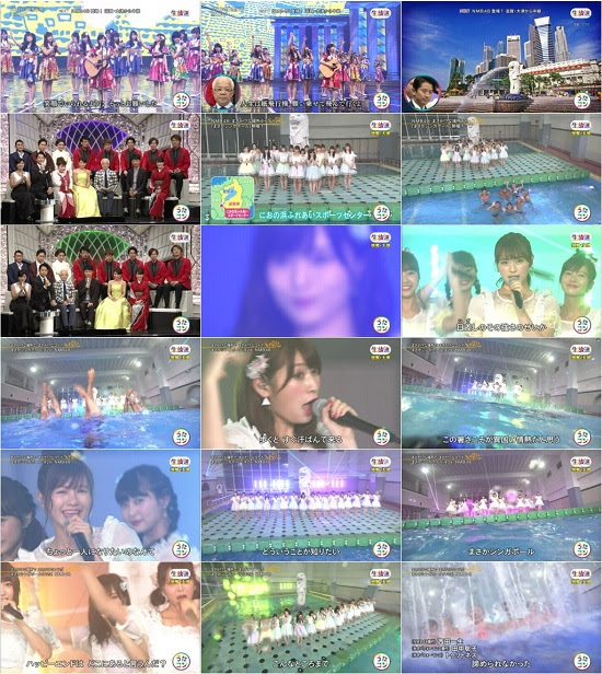 (TV-Music)(1080i) NMB48 Part – Utacon 170725