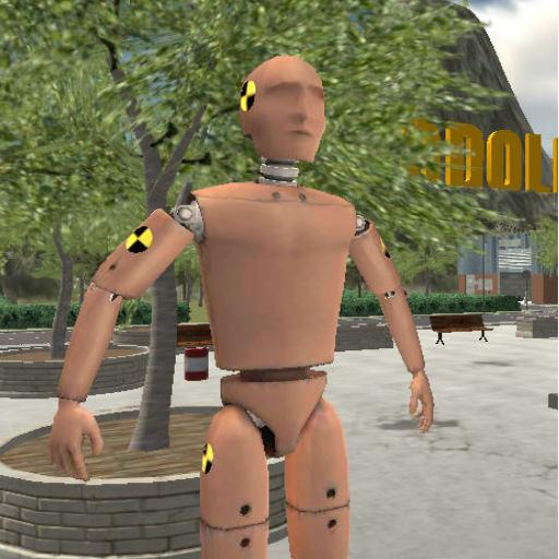 Ragdoll Cannon Simulator 3D