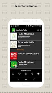 Mauritania Radio - náhled