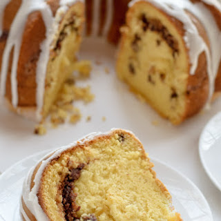 Butter Bundt Coffee Cake