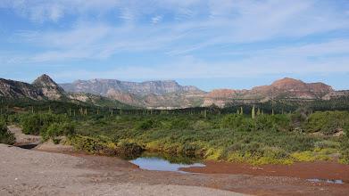 Photo: Mainland landscape