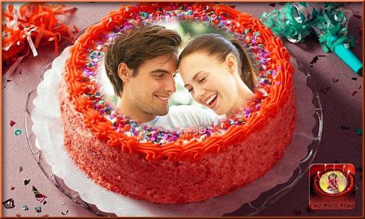 Cake Photo Frame