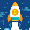 Crypto Rocket - Cryptocurrency Prices & News icon