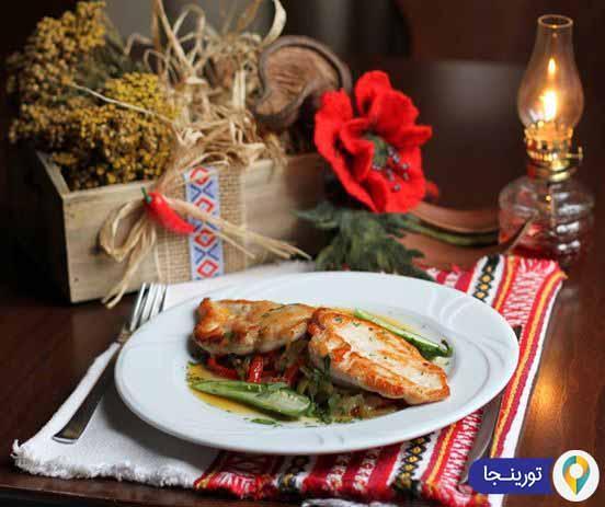 غذاهای صوفیه