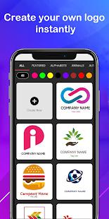 App Logo maker 2019 3D logo designer, Logo Creator app APK for Windows Phone