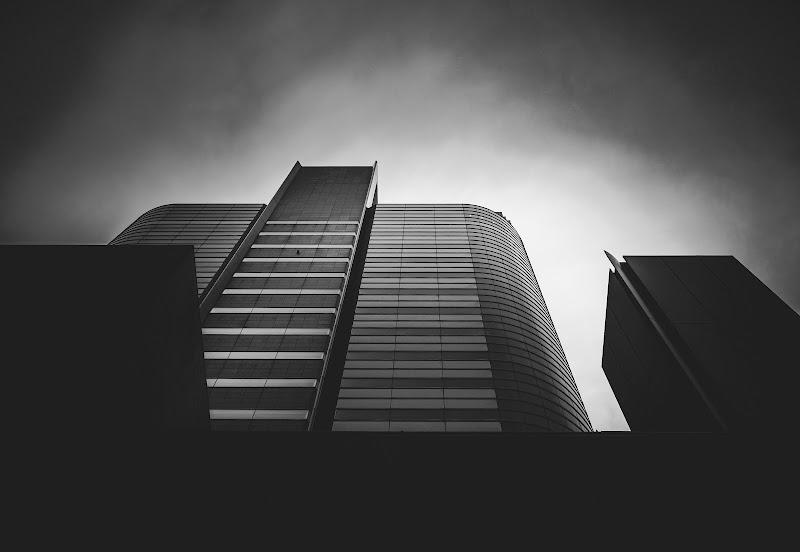 Tokyo Buildings Lines  di marcopiag