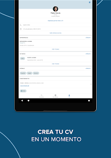 Download InfoJobs - Job Search For PC Windows and Mac apk screenshot 15