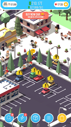 Idle Island - City Building Idle Tycoon (AR Mode) android2mod screenshots 9