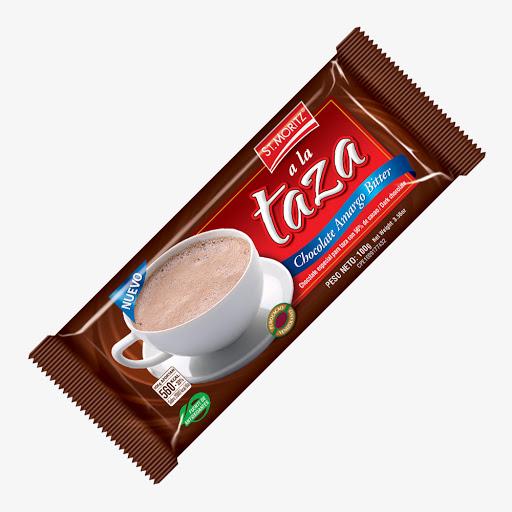 chocolate st moritz a la taza 100gr
