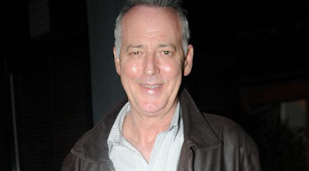 Michael Barrymore's TV comeback