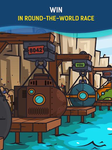 Idle Submarine: Crafting Journey  screenshots 12