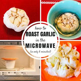 Roast Garlic Cloves Microwave Recipes
