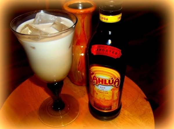 Kahlua N Cream Recipe