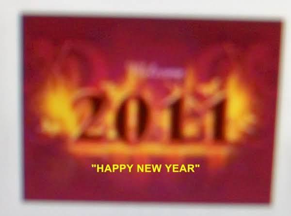 Happy New Year Recipe By Freda