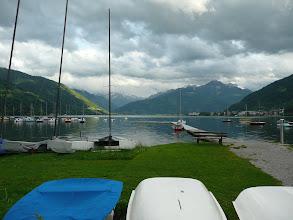 Photo: Blick auf den Zeller See