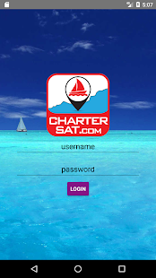 CharterSat- screenshot thumbnail