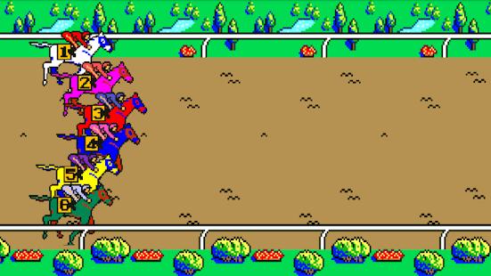 Arcade racing - náhled