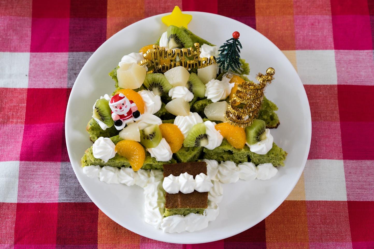 黒千石レシピ:クリスマス特別料理:永井美保子の黒千石クッキング