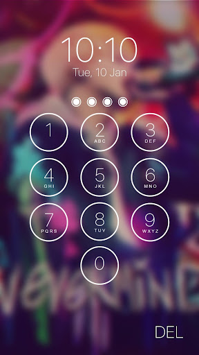 kpop lock screen 2.6.36.99 screenshots 2