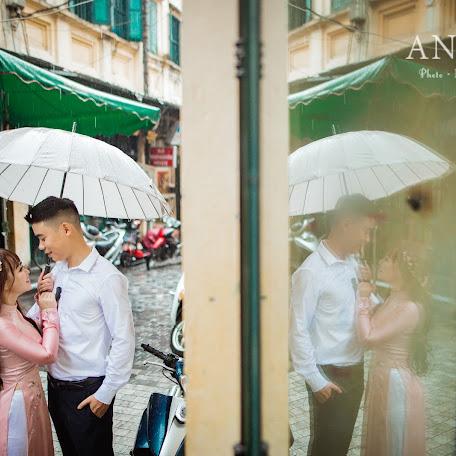 Wedding photographer Thang Do (ThangDo). Photo of 19.08.2017