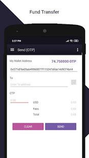 OTPPAY-暗号交換および販売者への支払い