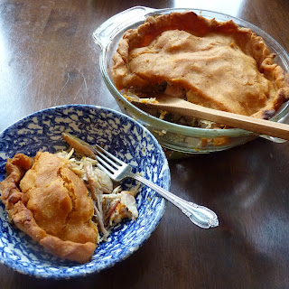 Pot Pie (AIP-friendly low-FODMAP)