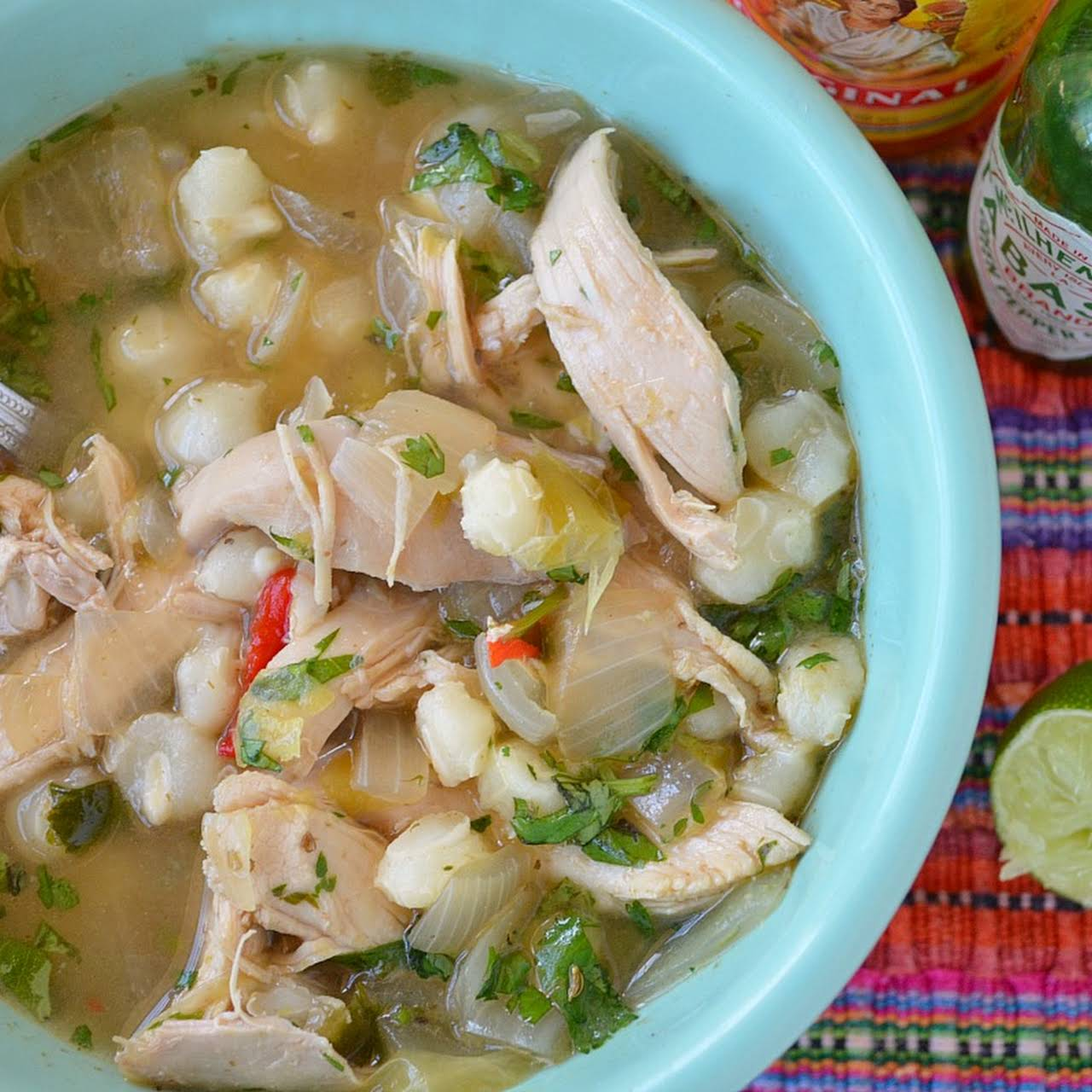 manageable Posole