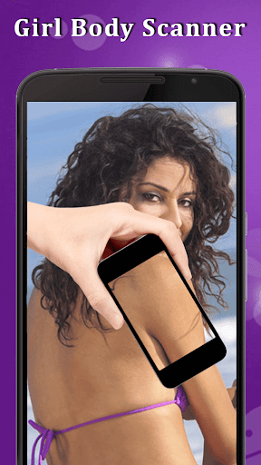 Girl Body Scanner Prank app (apk) free download for Android/PC/Windows
