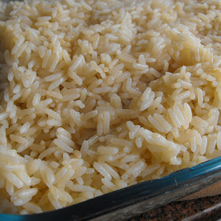 Rice In A Pressure Cooker.