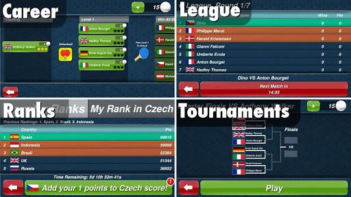 Real Table Tennis screenshot 3