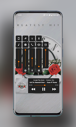 Volume Control Panel Free screenshot 1