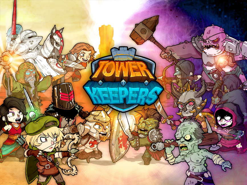 #10. Tower Keepers (Android)